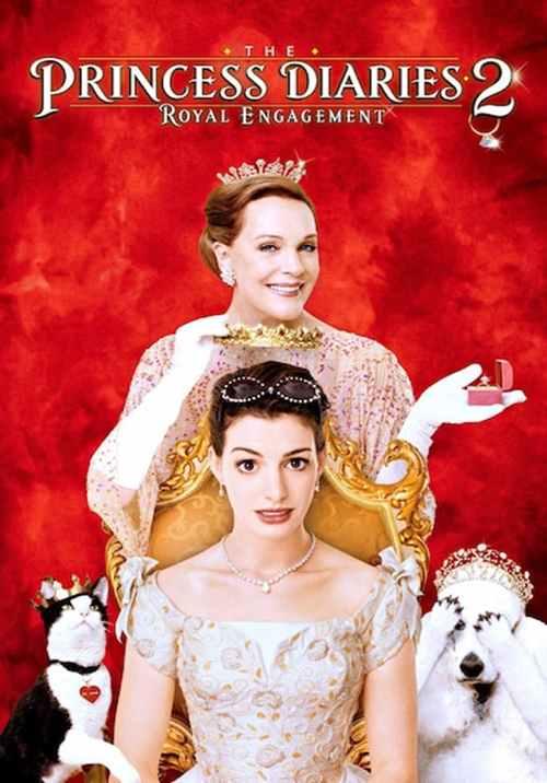Pamiętnik księżniczki 2 Królewskie zaręczyny